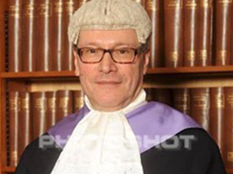 His Honour Judge Topolski, QC